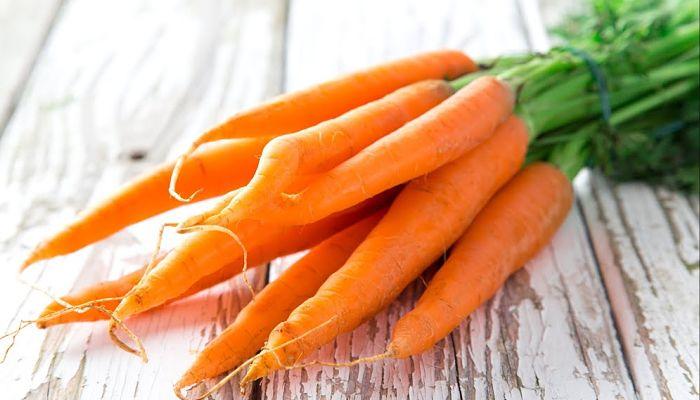 soñar con zanahoria