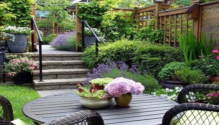 Soñar con jardín